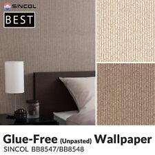 Unpasted Anti Fungal (Mold) Vinyl Wallpaper (BEST/BB8547)  Pattern sheet/roll