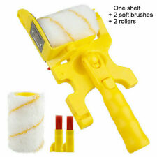 Home Room Wall Ceilings Clean Cut Edge Edger Roller Brush Quick Paint Tool UK