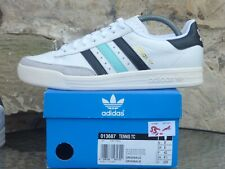 2008 Adidas Originals Tennis TC UK8 / US8.5 Wimbledon Reissue White Blue