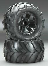 "New Pro-Line 2.8"" Masher Tires/Wheels Mounted for Front Stampede Rustler"
