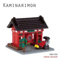 Nanoblock Kaminarimon Gate 2 - Brand New