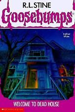 Welcome to Dead House No. 1 by R. L. Stine (1992, Paperback)