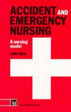 (Good)-Accident and Emergency Nursing: A Nursing Model (Paperback)-Sbaih, Lynn-0