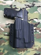 Black Kydex Holster Sig P226R MK25 Threaded Barrel Surefire X300 Ultra