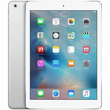 "Apple iPad Air 128GB, Wi-Fi, 9.7"" - Silver - (ME906LL/A)"