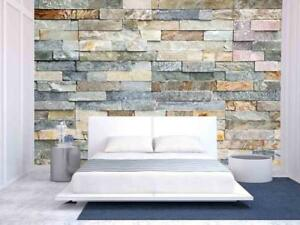 Wall26- Decorative Tiles Made from Natural Granite Stone -Wall Mural- 66x96 inch