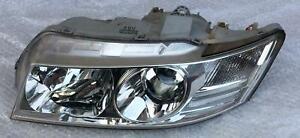 Holden Berlina VZ left hand chrome projector HEAD LIGHT lamp passenger LH