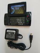 Rare T-Mobile Sidekick 2008 PV210 Black Basic Texting Phone MetroPCS Lyca Ultra