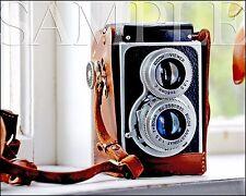 Old Ricoh Camera Photograph 8X10 New Fine Art Color Print Picture Photo Vintage