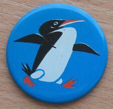 Russian CARTOON HERO pin Buttons badge Kid Child Old Bird Penguin Soviet Metal