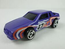 Hot Wheels Mattel, Inc. 1988 Smash Champs Made in Malaysia (Loose Item)