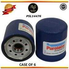 Case of 6 PSL14476 Oil Filter Synthetic for Toyota Pontiac 1.5L 1.8L 2.2L