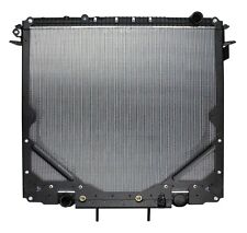New Aluminum Radiator w/Oil Cooler & Frame FOR 2013 2014 Freightliner 114SD