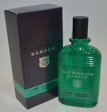 C O BIGELOW BARBER ELIXIR GREEN COLOGNE BODY SPRAY MIST BATH BODY WORKS NO 1582
