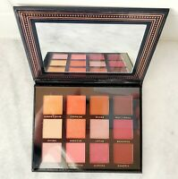 Ace Beaute Scarlet Dusk Matte and Shimmer Eyeshadow Palette NEW in Box Boxycharm