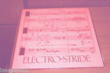 ROGER LIMB ELECTRO-STRIDE DE WOLFE LIBRARY LP 80 RADIOPHONIC SYNTH DR WHO LISTEN