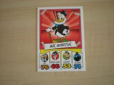 Topps Disney Duck Stars Mac Moneysac !!!