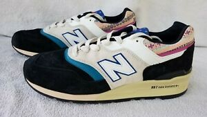 New Balance 997 Made in USA sz 11 'Faded Star' M997PAL beach festival pack
