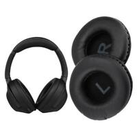 Replacement 80mm Earpads Ear Pad Pads Cushion for Earphone Headset Headphone