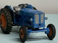 Corgi Toys 55 Fordson Power Major Tractor - Made In Gt Britain
