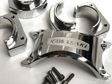 Fork Brace for Kawasaki Z900/KZ900 (Polished & Eng. Kawasaki Logo)