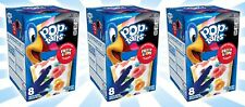 3 Pop-Tarts Frosted Froot Loops 8 Toaster Pastries Per Box 13.5 OZ