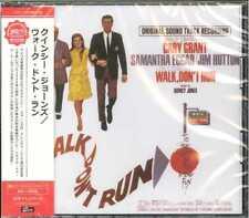 QUINCY JONES-WALK. DON'T RUN-JAPAN CD Ltd/Ed B63
