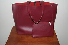 Co-Lab Christopher Kon Tote Bag Red Wine 4475