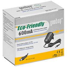 12 V Netzteil 12 W für 1,0 A EuP Richtlinie Schwarz Goobay180012