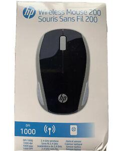 HP Wireless Mouse 200 DPI 1000
