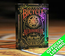 Limited Edition Mythos: Necronomicon Bicycle Playing Cards
