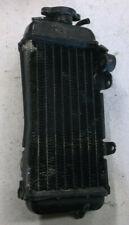 Yamaha 1987 YZ 250 Right Side Radiator Used H-803