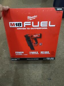 New Milwaukee 2744-20 M18 FUEL 21-Degree Framing Nailer (Tool Only) Free Ship