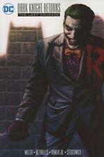 Batman: The Dark Knight Returns: Last Crusade #   1 Near Mint (NM) 1in10 VARIANT
