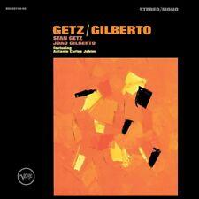 STAN/GILBERTO,ASTRUD GETZ - GETZ/GILBERTO  (50TH ANNIVERSARY DELUXE EDT) CD NEUF