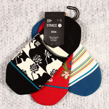 Stance Cedergreen Low No Show Socks in Black