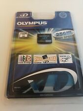 OLYMPUS 256MB XD-PICTURE CARD GENUINE MPN: M-XD256H - Type H with  Cardholder
