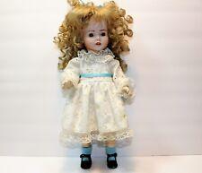 Antique doll Repro: Bru 247 Sfbj Paris 36 cm 14 Inch Poupée ancienne