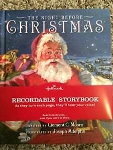 The Night Before Christmas  A Recordable Storybook