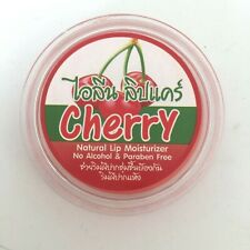 Cherry Lip Balm Care Organic Thai Natural Cold Moisture Treatments