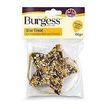 Burgess Hamster Small Animal Treats&Snacks