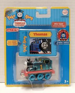 Take Along Thomas & Friends THOMAS 2006 Metallic Limited Edition Die-cast Target