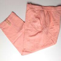 Ruby Rd. Women's Linen Blend Capris Size 8 Embellished