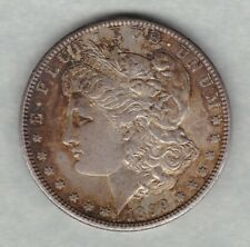More details for usa 1899s san francisco silver morgan dollar in extremely fine condition
