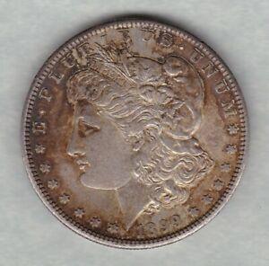 USA 1899S SAN FRANCISCO SILVER MORGAN DOLLAR IN EXTREMELY FINE CONDITION