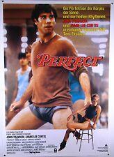 PERFECT John Travolta, Jamie Lee Curtis -  Filmplakat DIN A1 (gerollt)