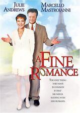 A FINE ROMANCE (1991 Julie Andrews)  -  DVD - UK Compatible - sealed