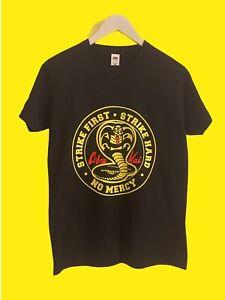 Personalised Cobra Kai T Shirt