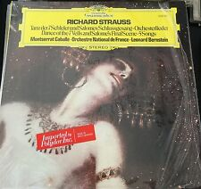 DGG 2530 963-STRAUSS-DANCE of the 7 VEILS & SALOME'S FINAL-ORIGINAL LP GERMANY