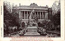 CPA MARSEILLE Le Savon LA GIRAFE (404741)